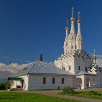 Церковь Одигитрии Смоленской :: Владимир Балюко