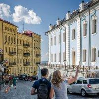 Прогулки по Киеву... :: Сергей Офицер