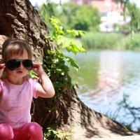 Около озера :: Алена Горб