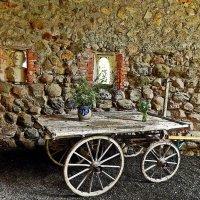 постоялый двор в швейцарской деревне :: Александр Корчемный