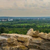 Вид на г. Елабуга со стен старой крепости :: Sergey Kuznetsov