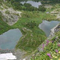 Каракольские озера :: Cветлана Шагако