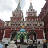 Воскресенские ворота :: раиса Орловская