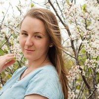 Дуновение весны :: Ольга Попова