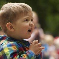 Переживания на детском празднике :: MVMarina