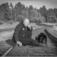 Возвращение домой... :: Сергей Винтовкин
