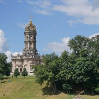Храм Знамения. :: Юрий Шувалов