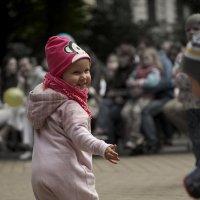 Заигрывание у малышей :: MVMarina