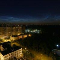 Небо над Москвой :: Татьяна Сухова