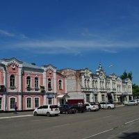 Старый Бийск. :: Владимир Михайлович Дадочкин