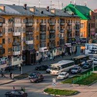 улица Усть-Каменогорска :: Bichiman Бичман