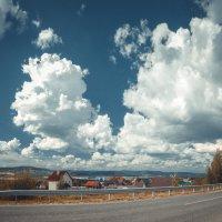 Небо :: Михаил Афанасьев