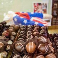 Шоколад произведённый магазином/фабрикой Lores :: Vadim Raskin