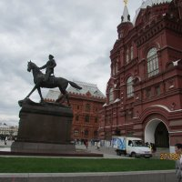 Памятник   Жукову :: раиса Орловская