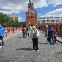 Дорога в Кремль :: раиса Орловская
