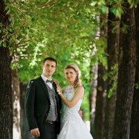 Андрей и Татьяна :: Юрий Лобачев