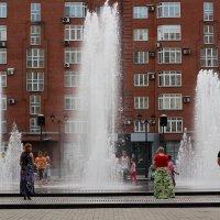 Встретимся у фонтана :: Дмитрий Арсеньев
