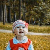 Маленькая модель :: Татьяна Афанасьева