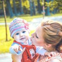 мама и дочка :: Татьяна Афанасьева