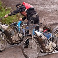 Спидвей_20 :: Владимир Клюнк