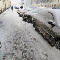 СнежноПитер :: Екатерина Тумовская