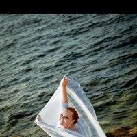 Лебедь :: Солнечная Лисичка =Дашка Скугарева