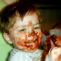 Шоколадное счастье... :: Валентина Терентьева