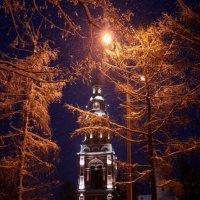 Бьют часы на старой башне..Провожая день вчерашний..... :: татьяна соловьёва