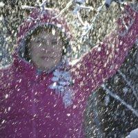 снежок :: сергей воробьёв