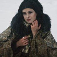 """Пленер """"Зимняя сказка"""" :: Максим Кинаш"""