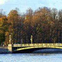 Пантелеймоновский мост :: Наталия Зыбайло