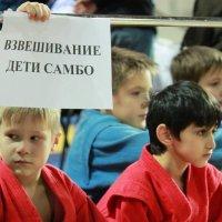 Дети Самбо :: Наталья Тырданова