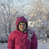 мороз :: сергей воробьёв