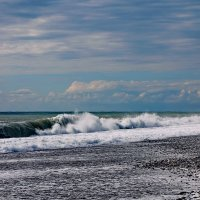 Море волнуется :: Владимир Ноздрачев