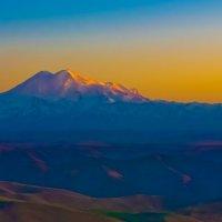Вид на Эльбрус. :: Эдуард Сычев