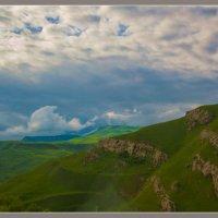 У перевала Гум-Баши. :: Эдуард Сычев
