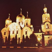 Спасо-Преображенский собор :: Анжелика Судникова