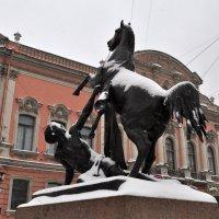 Знаменитые лошадки спб. :: Виктория Задорская