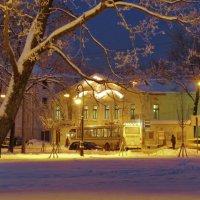 Город готовится ко сну :: Олег Попков