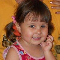 Моя внучка Аринушка :: Светлана Кимовна Дробышева