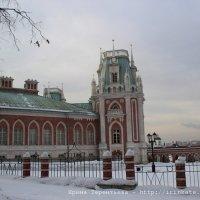 Дворец в Царицыно :: Ирина Терентьева