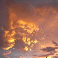 облака :: Анна Захарова