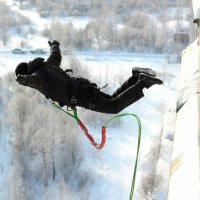 Прыжок. :: Дмитрий Арсеньев
