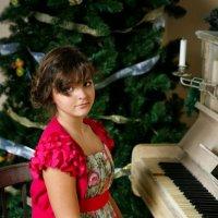 Новогодние фотосессии в студии :: Татьяна Пустовойтова