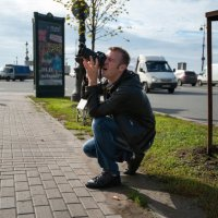 Фотолюбитель :: Виталий Неизвестный