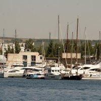 Яхт-клуб в Балаклаве. Севастополь. :: Vovograff V