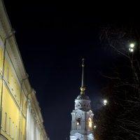 колокольня Успенского собора :: Денис Шерышев