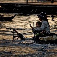 живущие на воде 4 :: Юрий Дрейзин