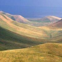 Горы Долгие. Панорама. :: Олег Грачёв