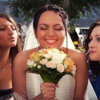 Подружки невесты :: Сергей Горбенко